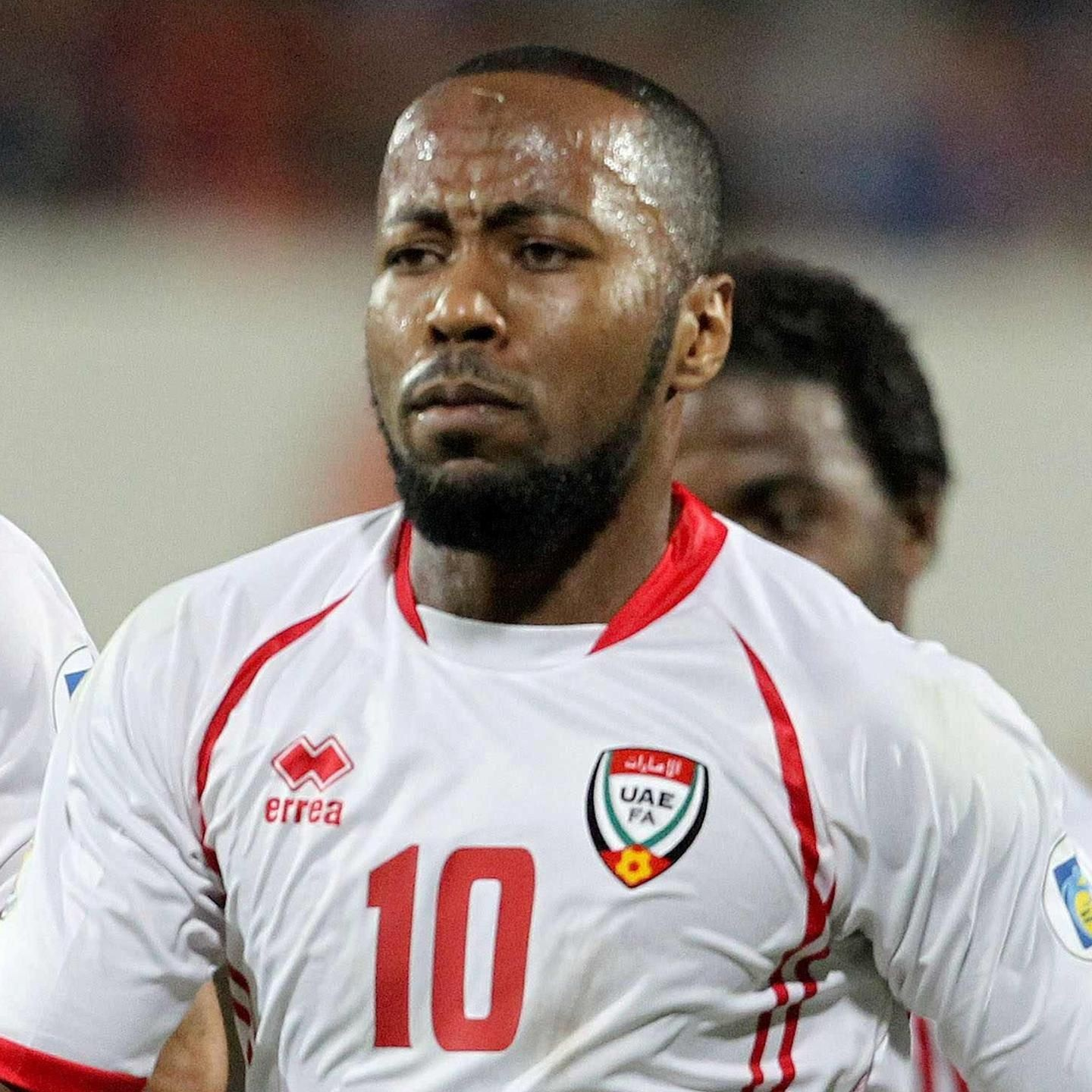 9876f9f21fd Ismaeil Matar: The UAE legend who will be part of the Match for Peace